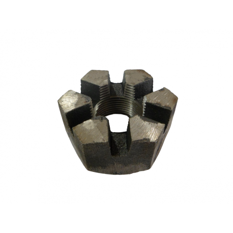 Tuerca hexagonal eje 40 mm grada La Sidero