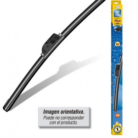 Escobilla limpiaparabrisas 70 cm flexible