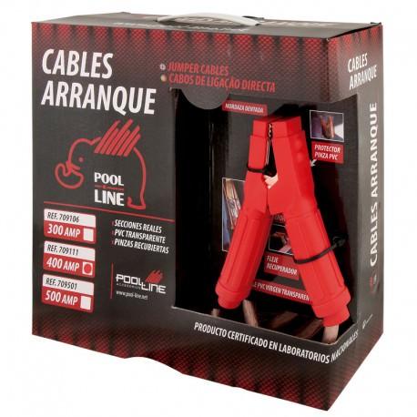Cables de arranque 400A