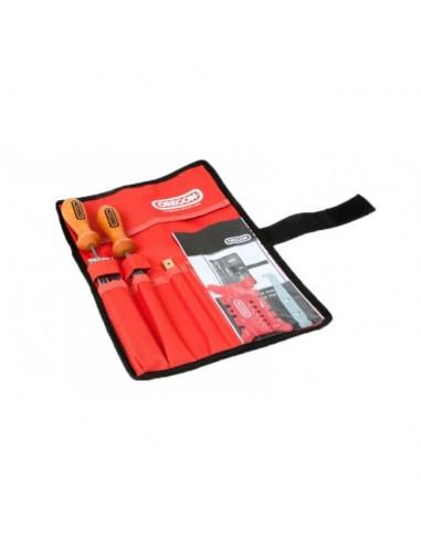 Kit para afilado de cadenas OREGON 4.8mm
